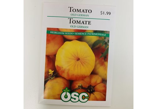 OSC Tomatoes Old German
