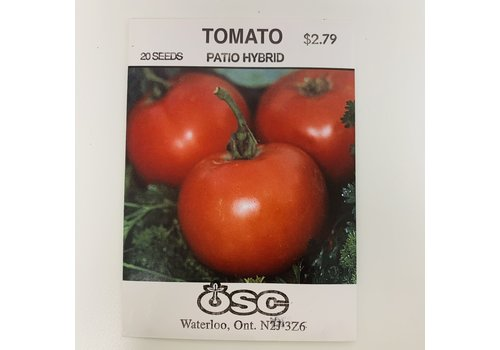 OSC Tomatoes Patio