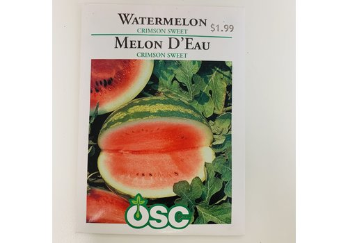 OSC Watermelons Crimson Sweet