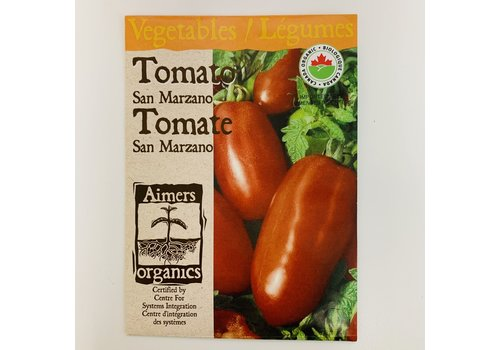 Aimers Organic Organic Tomato San Marzano