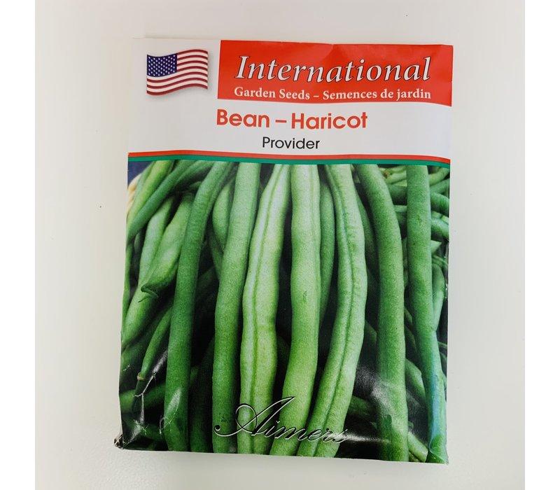 Bean Haricot Provider