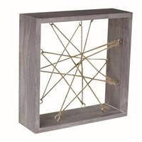 Wooden Air Plant Frame