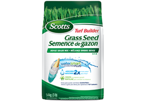 Scotts Turf Builder Coated Grass Seed Dense Shade 1.4kg