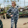 RD Style Camo Thermal Pullover