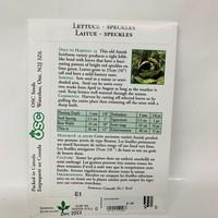 Lettuce Speckles