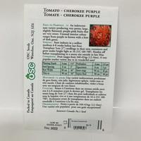 Tomatoes Cherokee Purple