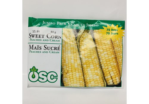 OSC Corn Peaches N Cream Jumbo Pack