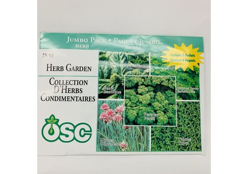 OSC Herb Collection Jumbo Pack