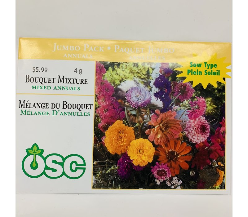 Bouquet Garden Jumbo Pack