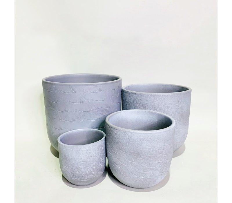 Nora Round Pot