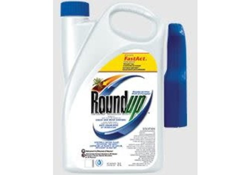 Roundup Round Up RTU Grass And Weed Control 2L