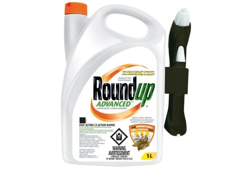 Roundup Roundup Advanced RTU Grass and Weed Control With Applicator 5L