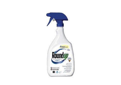 Roundup Roundup RTU Non Selective With FastAct Foam Herbicide 1L