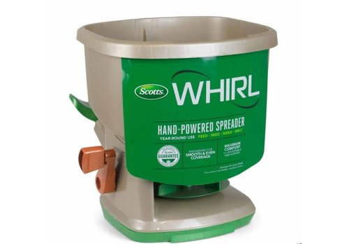 Scotts Whirl Hand Held Spreader