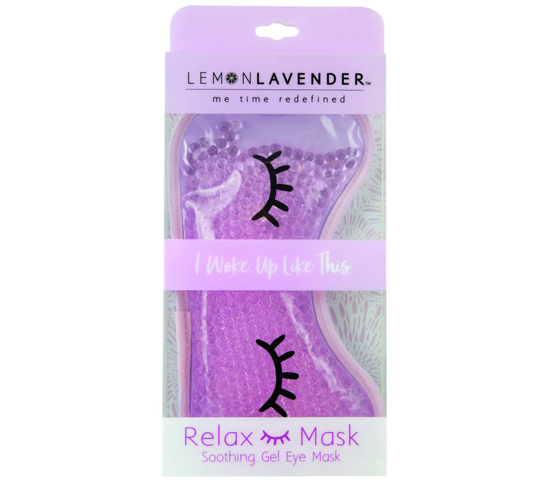 Lemon Lavender Eye Mask