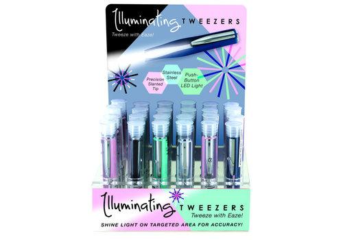 Illuminating Tweezers