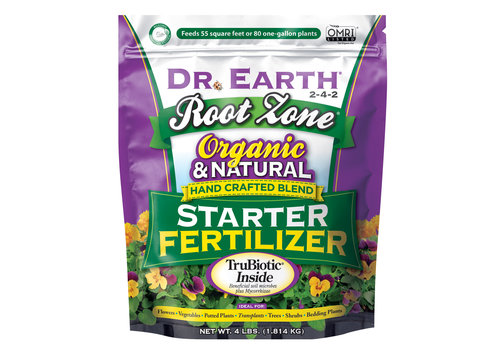 Dr Earth Inc Root Zone Starter Fertilizer 1lb