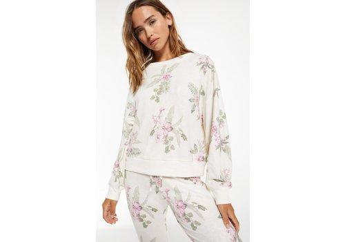 Z Supply Elle Floral Top