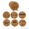 Cork Trivets Assorted