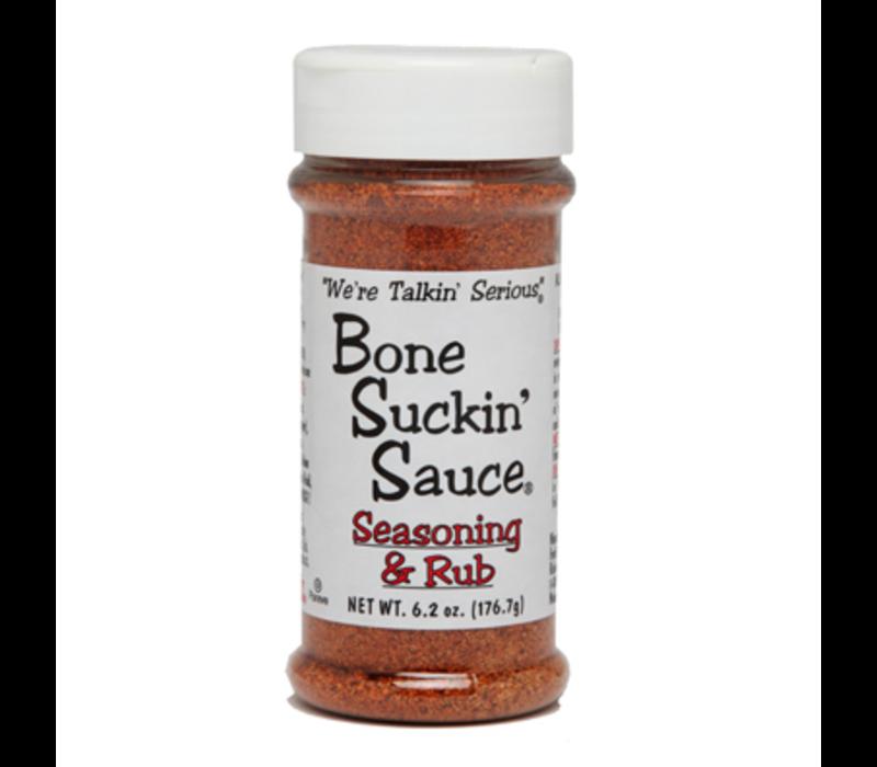Bone Suckin Rub 6oz