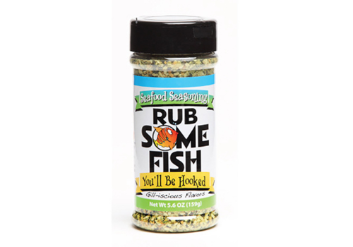 Old World Spices & Seasonings Some Fish Rub 5.6oz