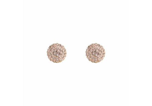 Park & Buzz Radiance Stud Rose Gold