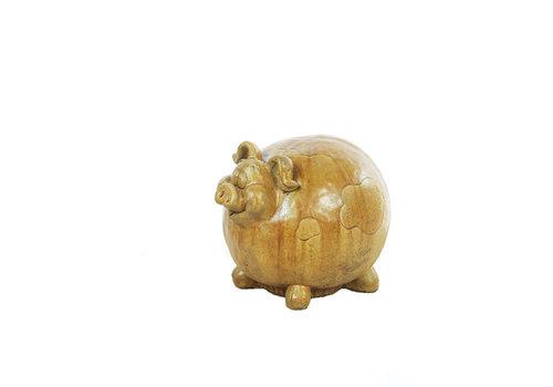 Athens Stonecasting Inc Ms. Piggy Sue Statue