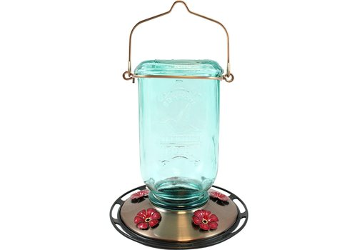 Classic Brands LLC Jar Hummingbird Feeder