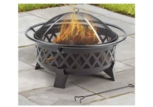 Shinerich Industrial LTD Round Fire Pit 35""