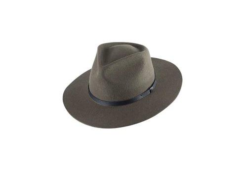 Kooringal Hats Goodwin V2 Wide Brim Fedora