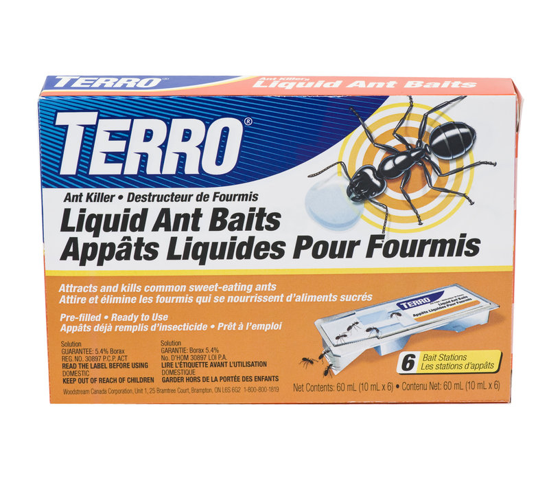 Ant Killer Liquid Ant Baits