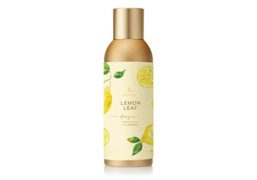 Thymes Lemon Leaf Home Fragrance Mist