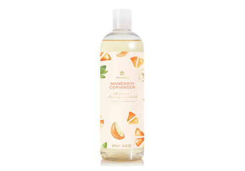 Thymes Mandarin Coriander All Purpose Concentrate