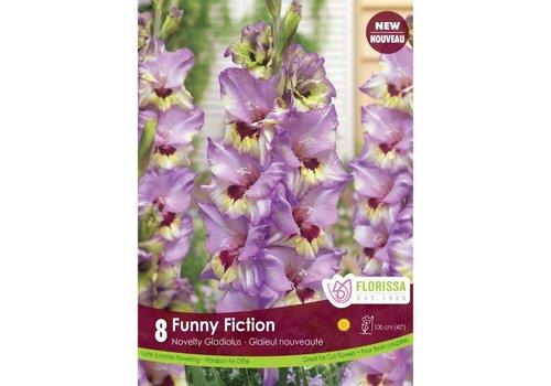 Gladiolus Dutch Funny Fiction Bulbs