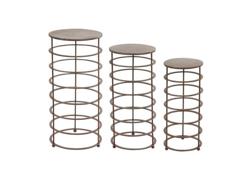 Rings Plant Stand