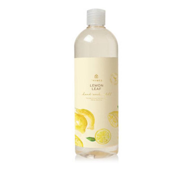Lemon Leaf Hand Wash Refill
