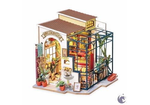 Emily's Flower Shop DIY House