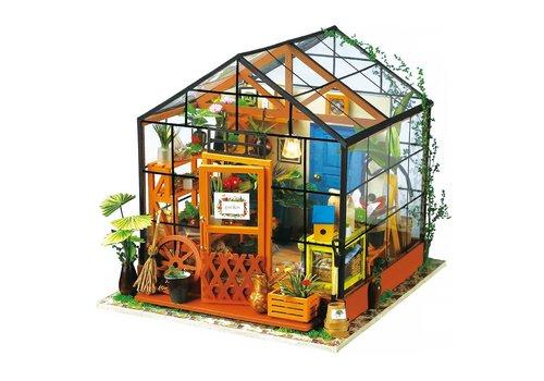 Cathy's Flower House DIY House