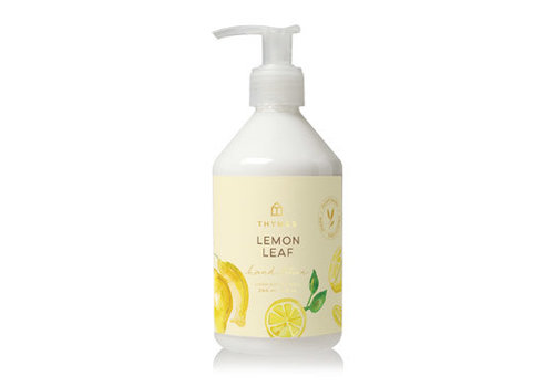 Thymes Lemon Leaf Hand Lotion