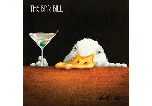 Beverage Napkin Bar Bill