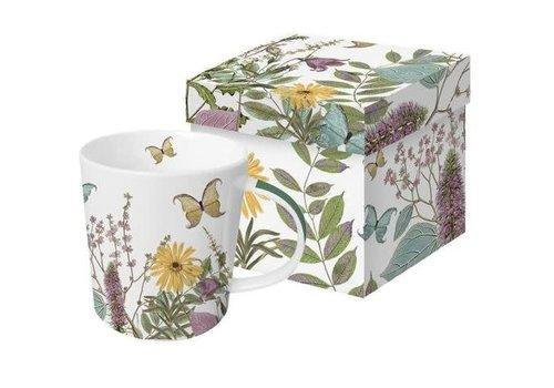 Mug In Gift Box Kensington Garden