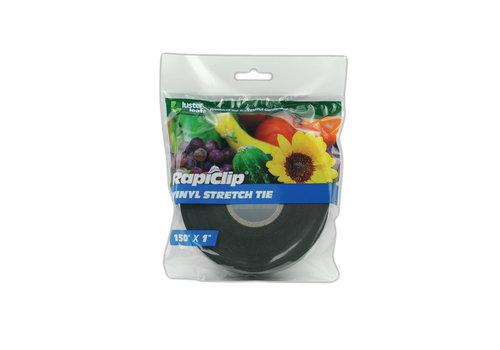 Rapiclip Vinyl Stretch Tie 150'X1'