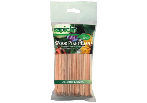 Rapiclip Wood Plant Labels