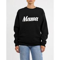 Mama Cursive Crew