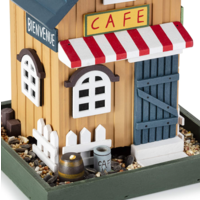 Cafe House Bird Feeder