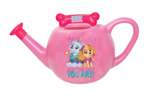 Midwest Quality Paw Patrol Watering Can Pink