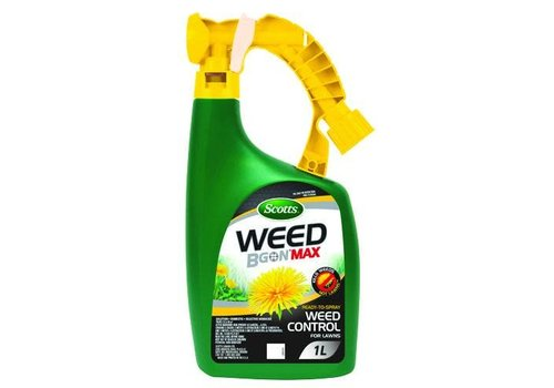 Scotts Weed B Gon Max RTS Weed Control For Lawns 1L
