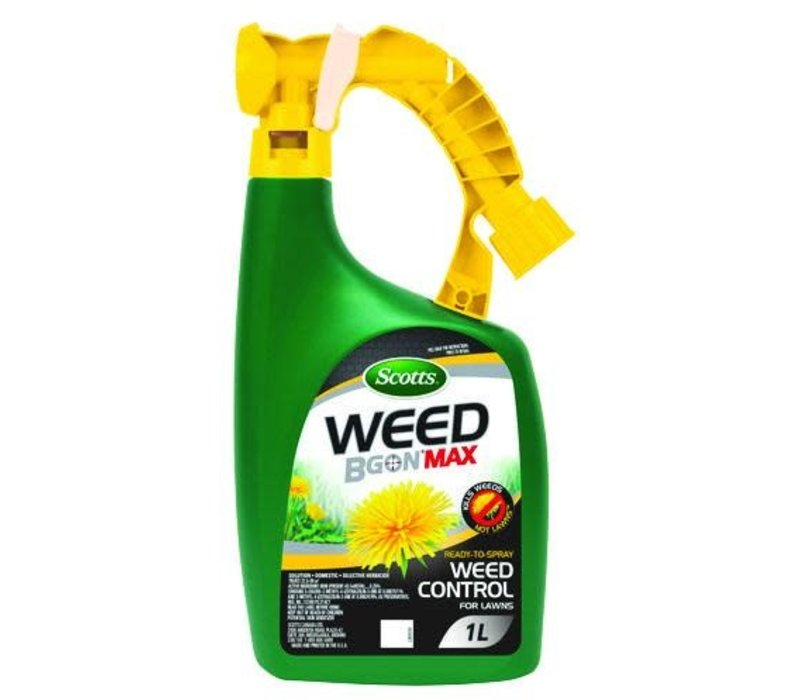 Weed B Gon Max RTS Weed Control For Lawns 1L