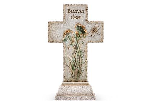 """Beloved Son Cross 12.25""""x7.25"""""""