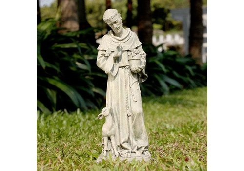 "St. Francis  20"""